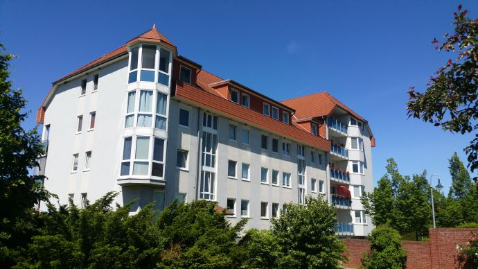 Moderne 2-Zimmer- Wohnung (WE 1.3) mit Balkon in der Charlottenlust