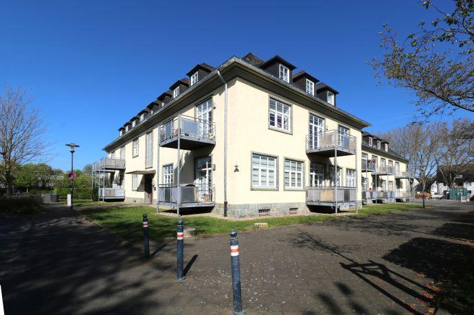 2-Zimmer Wohnung im denkmalgeschützten Objekt zu vermieten!