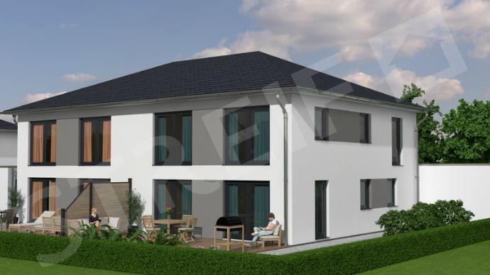 Endlich in´s eigene Heim. Doppelhaushälfte mit Grundstück im Ortsteil Freihalden