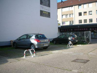 Hildesheim Garage, Hildesheim Stellplatz