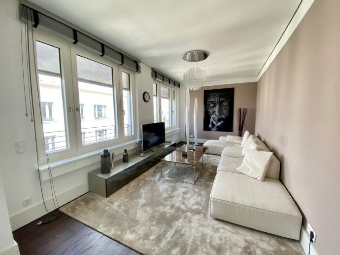 3 Zimmer Wohnung in Berlin (Tiergarten)