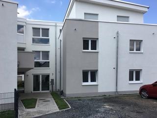 NEUBAU mit Stil ERSTBEZUG 116m² 3-Zimmer Wohnung in Hamm Westtünnen Am Grünhof in einer hinteren Wohnteil mit nur 3 Wohneinheiten inkl. Badewanne