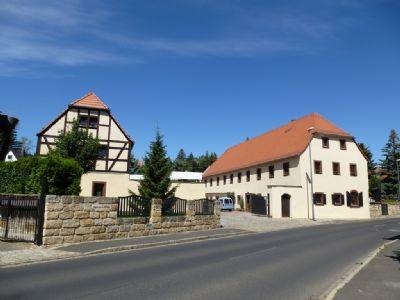 Historischer Dreiseitenhof in Lockwitz - kreativer Freiraum.