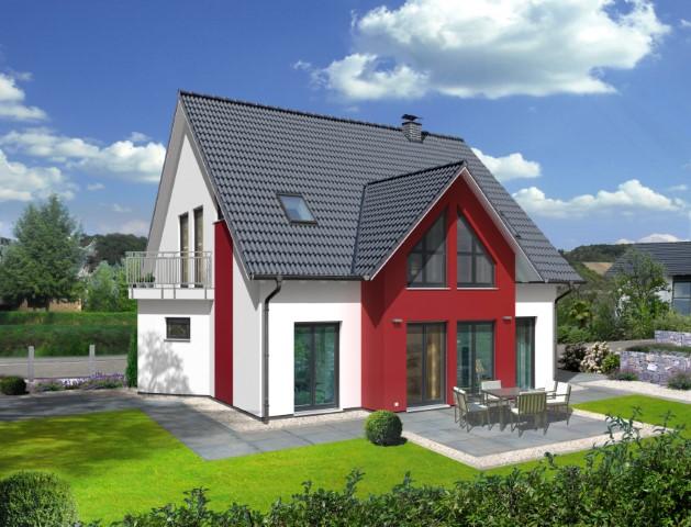 Großräumiges, modernes Einfamilienhaus mit traumhaftem Grundstück