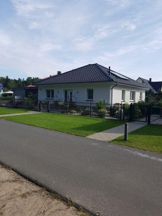 Neuwertiges EFH an Fürstenwalder Stadtgrenze
