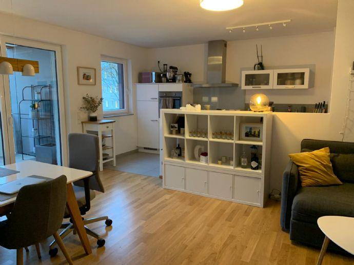 teilmöblierte 2-Zimmer-Wohnung Köln-Zollstock ab 01.05.2020