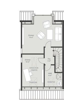 Dachgeschoss alternativ