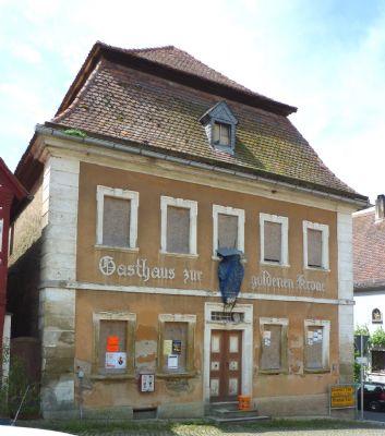 Barockes Amts- & Gasthaus von einnehmender Gestalt