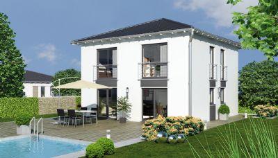 Stadtvilla mit walmdach bietet klassisch eleganten for Stadtvilla klassisch