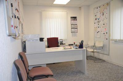 Büro im 1. OG