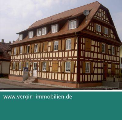 **** Ideal für Kapitalanleger - Wohn-u. Geschäftshaus in Schwanau - für den Käufer provisionsfrei! ****