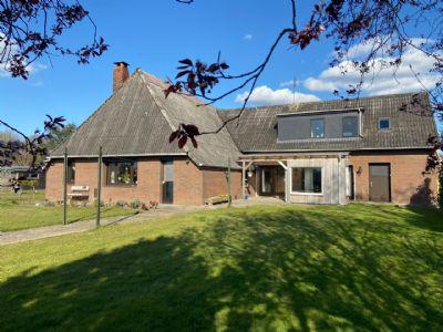 Großzügiges Einfamilienhaus mit anliegender Weide in Rechtenfleth