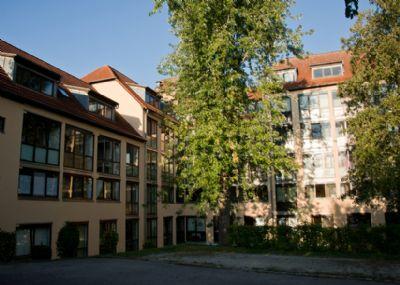 1- Zimmer Studentenappartement mit Wintergarten, ruhige Lage