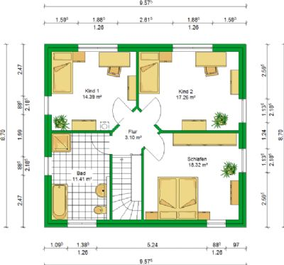 tolle stadtvilla auf gro em grundst ck einfamilienhaus ludwigsfelde 2f52c4e. Black Bedroom Furniture Sets. Home Design Ideas