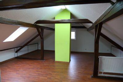 Dachgeschoß-Studio