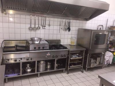 Bistroküche - Ansicht 2