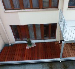 Der etwas andere Balkon