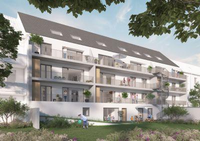 VERTRIEBSSTART! Neubauprojekt in Kleefeld: 4,5- Zimmer-Eigentumswohnung