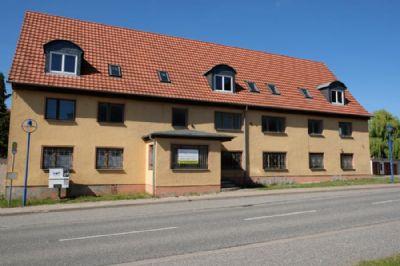 Vierseitenhof in Hassenhausen zu verkaufen, Umbau zu einer Pension oder einem Restaurant möglich, Gewerbe