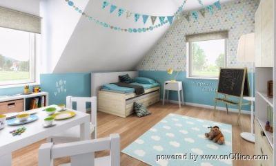 Liebevolle Kinderzimmer