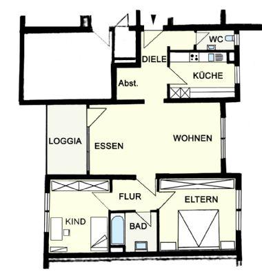 Troisdorf Wohnung Mieten