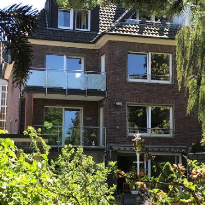 Komfortable 3Zimmer Wohnung in exklusiver Wohnlage am Gartendenkmal Ringanlagen mit Balkon
