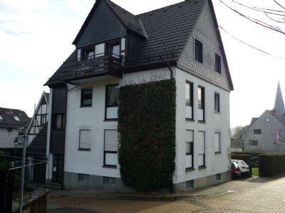 EG-Wohnung 55m² in verkehrsberuhigter Altstadt