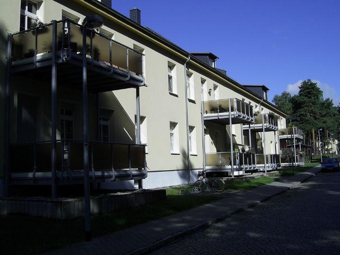 Schön geschnittene 3-Zimmer-Wohnung im Grünen zum Kauf