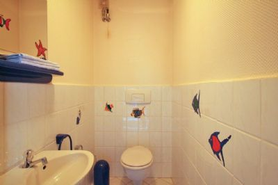 Gäste WC - EG