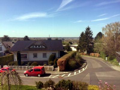 Ausblick Dachgeschoss vorne