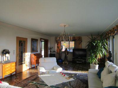 Wohnzimmer - Fenster von Süden und Westen