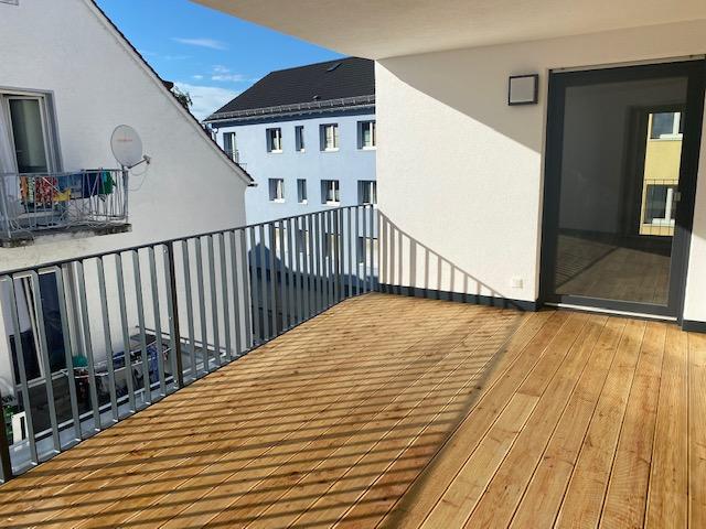 4-Zimmer-Wohnung mit Balkon, bezugsfertig ab sofort