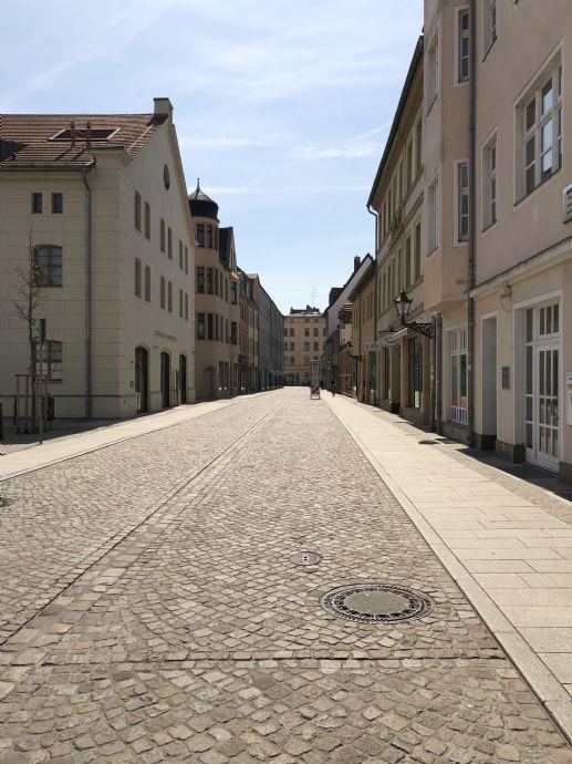 Im historischen Ortskern Wittenberg will ich Wohnen- 2 Zimmer klein und fein Mitten im Zentrum und r