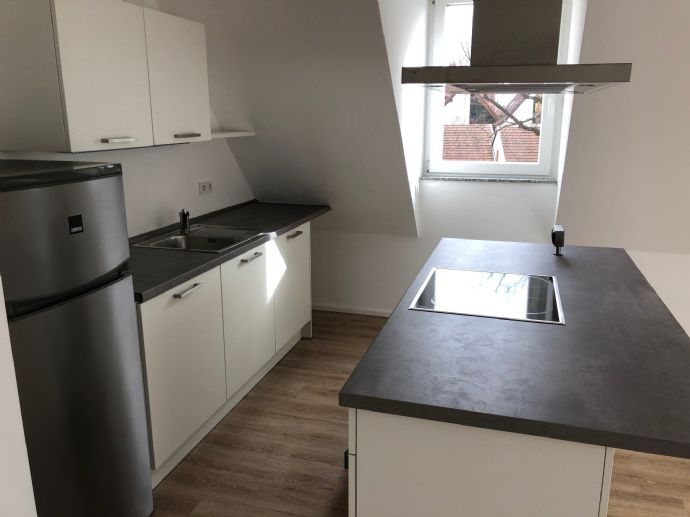 großzügige 2-Zimmer-Whg. mit Einbauküche
