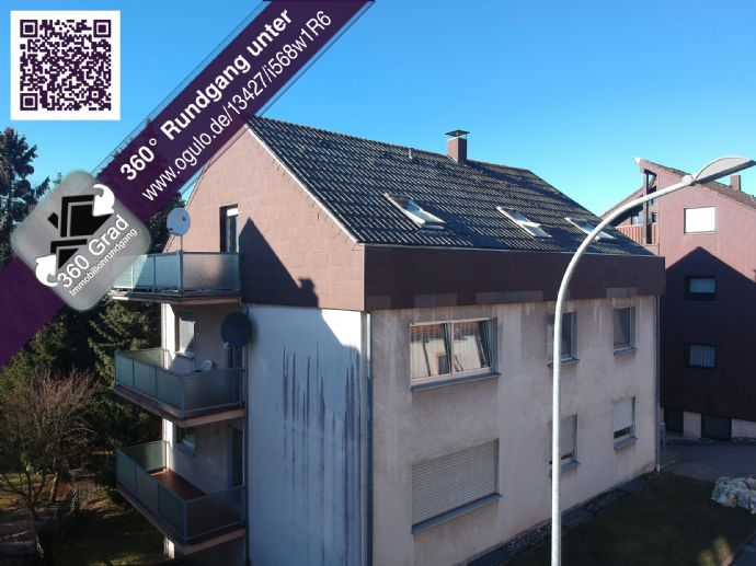 MFH mit 8 Wohneinheiten in Neuweiler / Uninähe