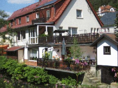 Ferienwohnung Steinbock