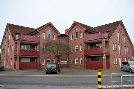 Objekt Nr. 19/812 Anlageobjekt - Mehrfamilienhaus mit 12 Wohneinheiten in Friesoythe