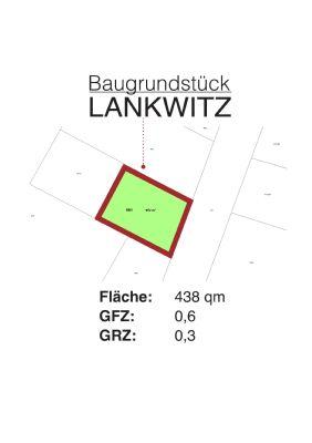 Baugrundstück in Berlin-Lankwitz