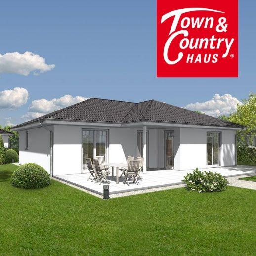 Erholung garantiert - Wohnen auf einer Ebene - Hauspreis inkl. aller Baunebenkosten !!