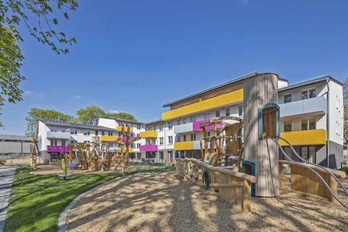 Traumwohnung in Elbnähe! 3 Zimmer, Südbalkon, Neubau, Erstbezug - zum Top Preis!
