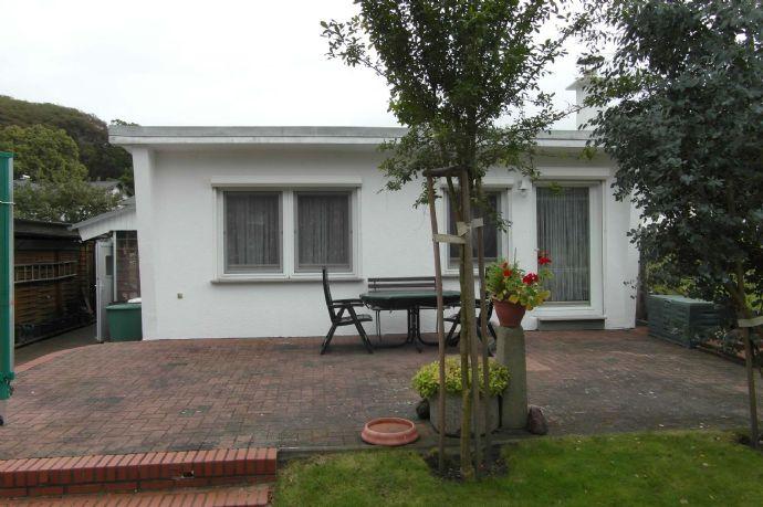 Ferienimmobilie mit Dauerwohnsitz in ruhiger, außergewöhnlicher Lage im Ostseebad Binz auf Rügen