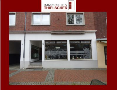 Übach-Palenberg Ladenlokale, Ladenflächen