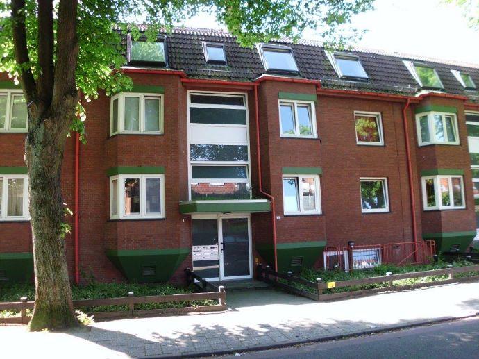 2 Zimmer ETW in Bremen-Sebaldsbrück gemütliche u. helle Wohnung im HP/EG in ruhigem MFH