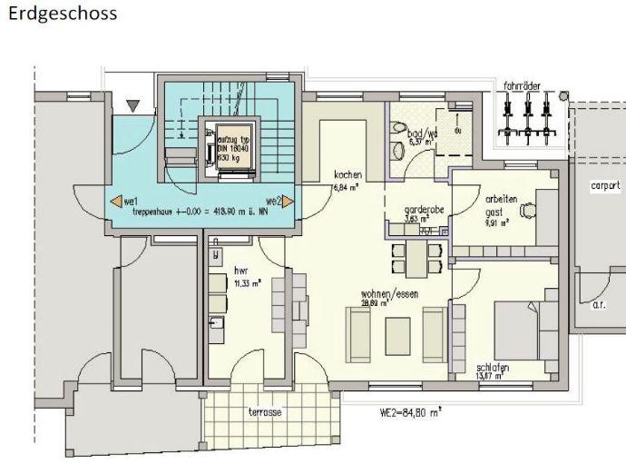 Komfort-Eigentumswohnung