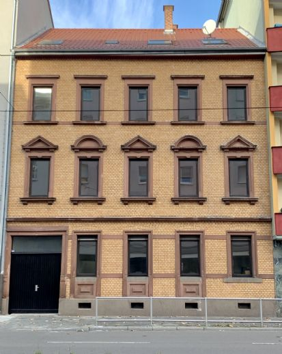 Stadthaus gesamt in Ludwigshafen City - 4 Etagen - zu vermieten bevorzugt Praxis/ Büro/ etc.