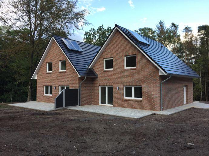 Doppelhaushälfte in ruhiger Bestlage in Holm Seppensen zu vermieten