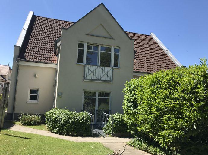 Helle & ruhige  2-Zimmer-Wohnung am Maiberg/HP