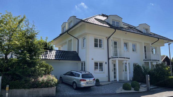 HEINRICH v. KÖLICHEN: Exklusive DHH mit spektakulärer Design-Ausstattung in Toplage Grünwald