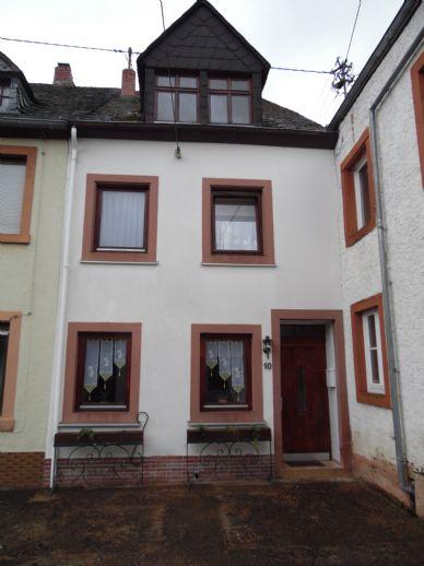 Charmantes Wohnhaus (auch als Ferienhaus geeignet) im schönen Minheim an der Mosel