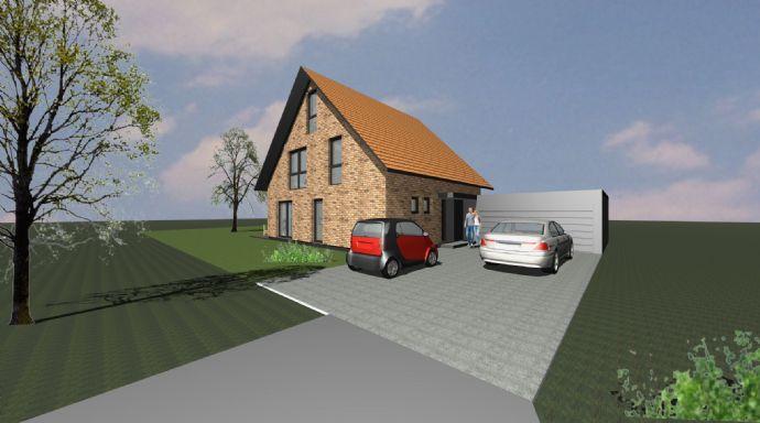 schlüsselfertig - inklusive Garage und Garten